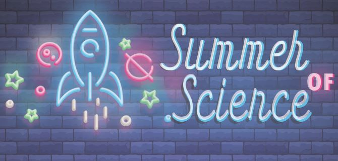 Summer of Science at the Discovery Center
