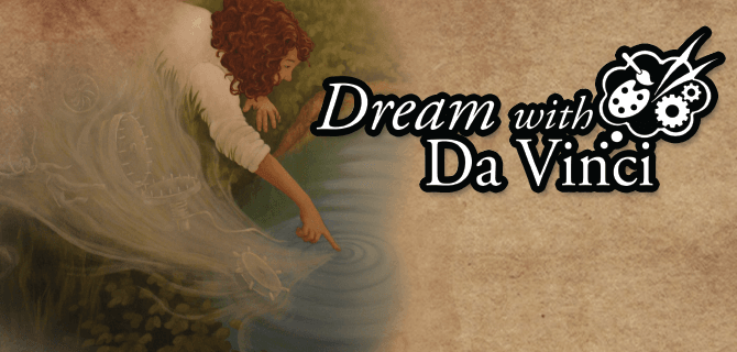 Dream with Da Vinci