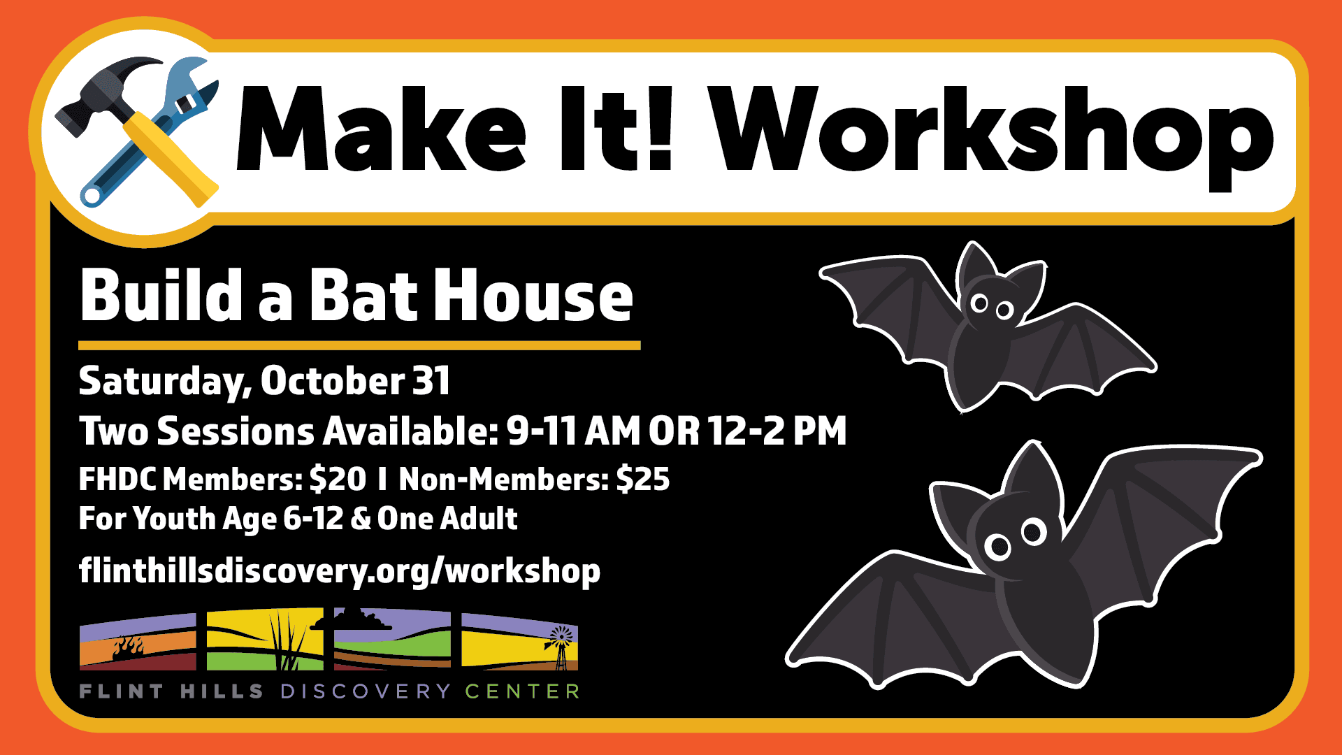 Build a Bat House