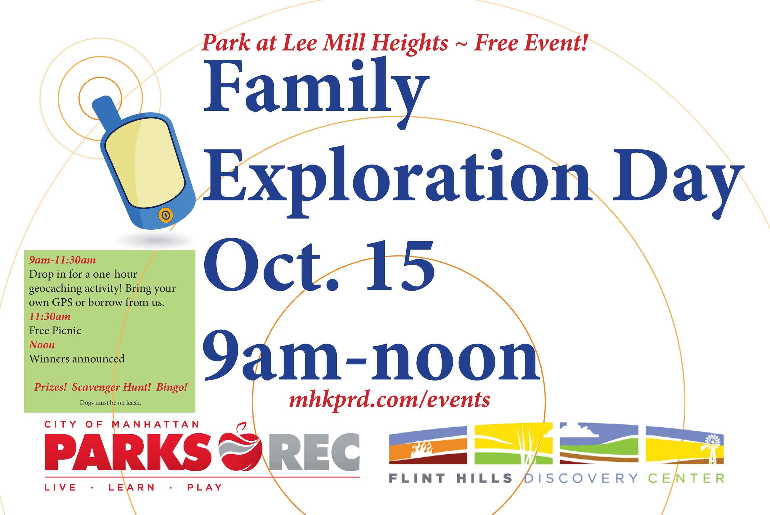 FamilyExplorationEventflyer