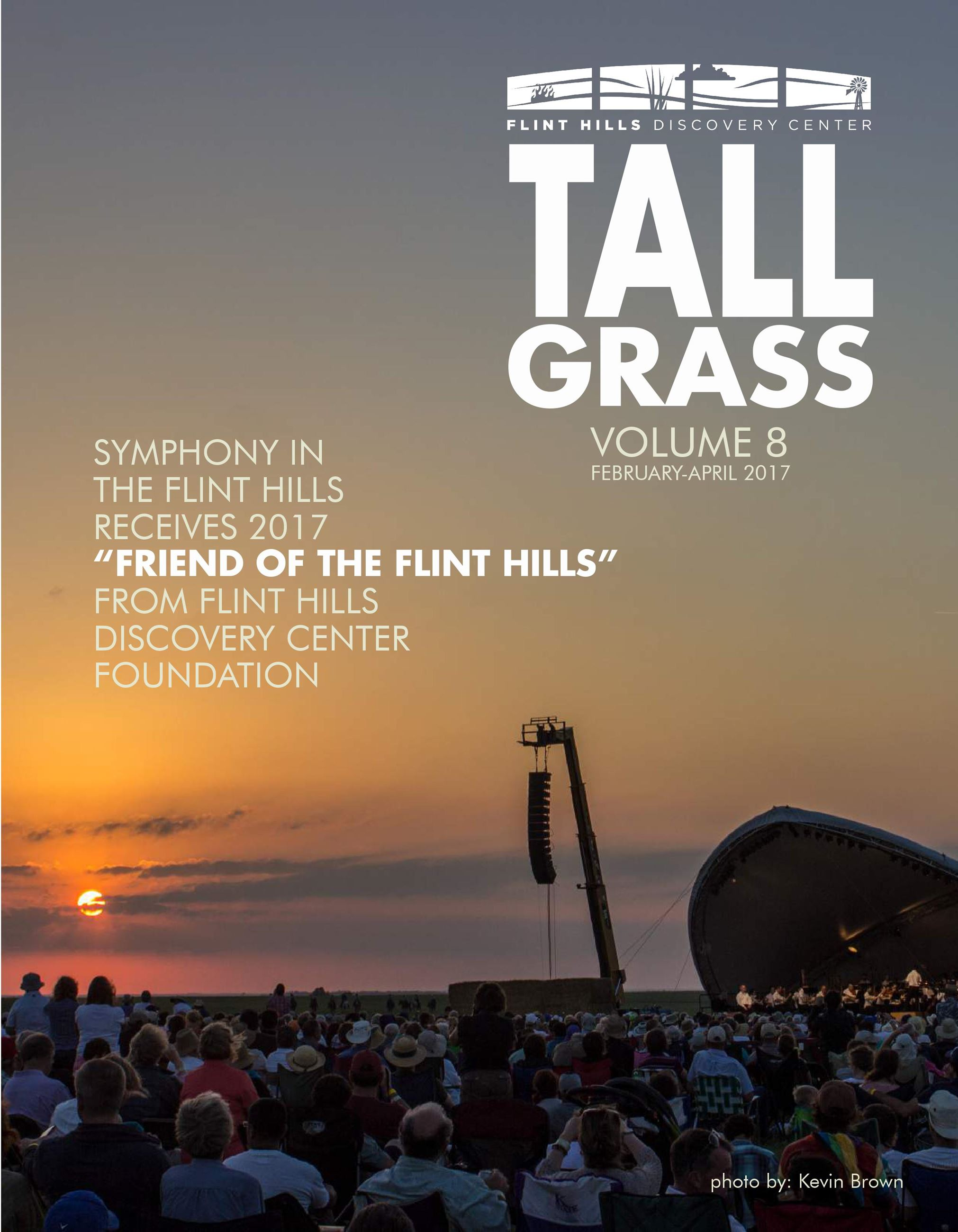 Tallgrass Volume 8